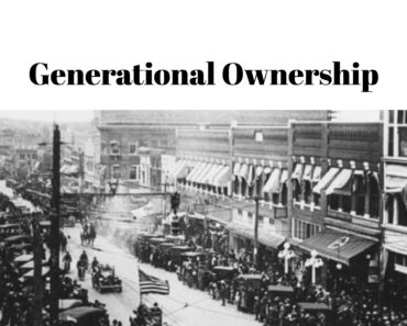 Generational Ownership